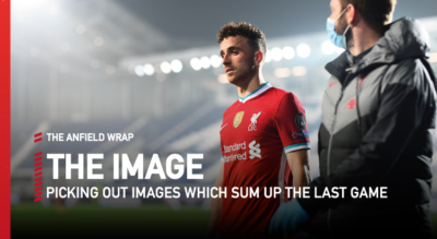 The Image The Anfield Wrap Diogo Jota