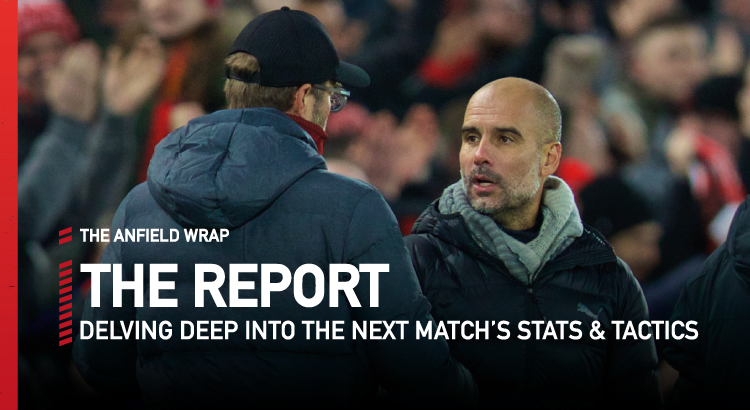 Manchester City v Liverpool | The Report