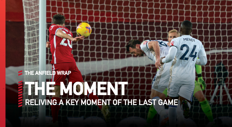 Liverpool 3 Leicester City 0 | The Moment