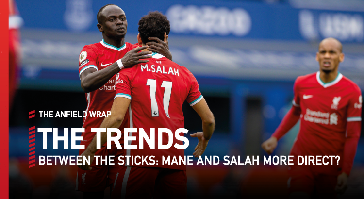 Mane And Salah Shooting For The Stars | The Trends