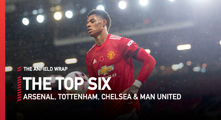 Arsenal, Spurs, Chelsea & United | Top Six Show
