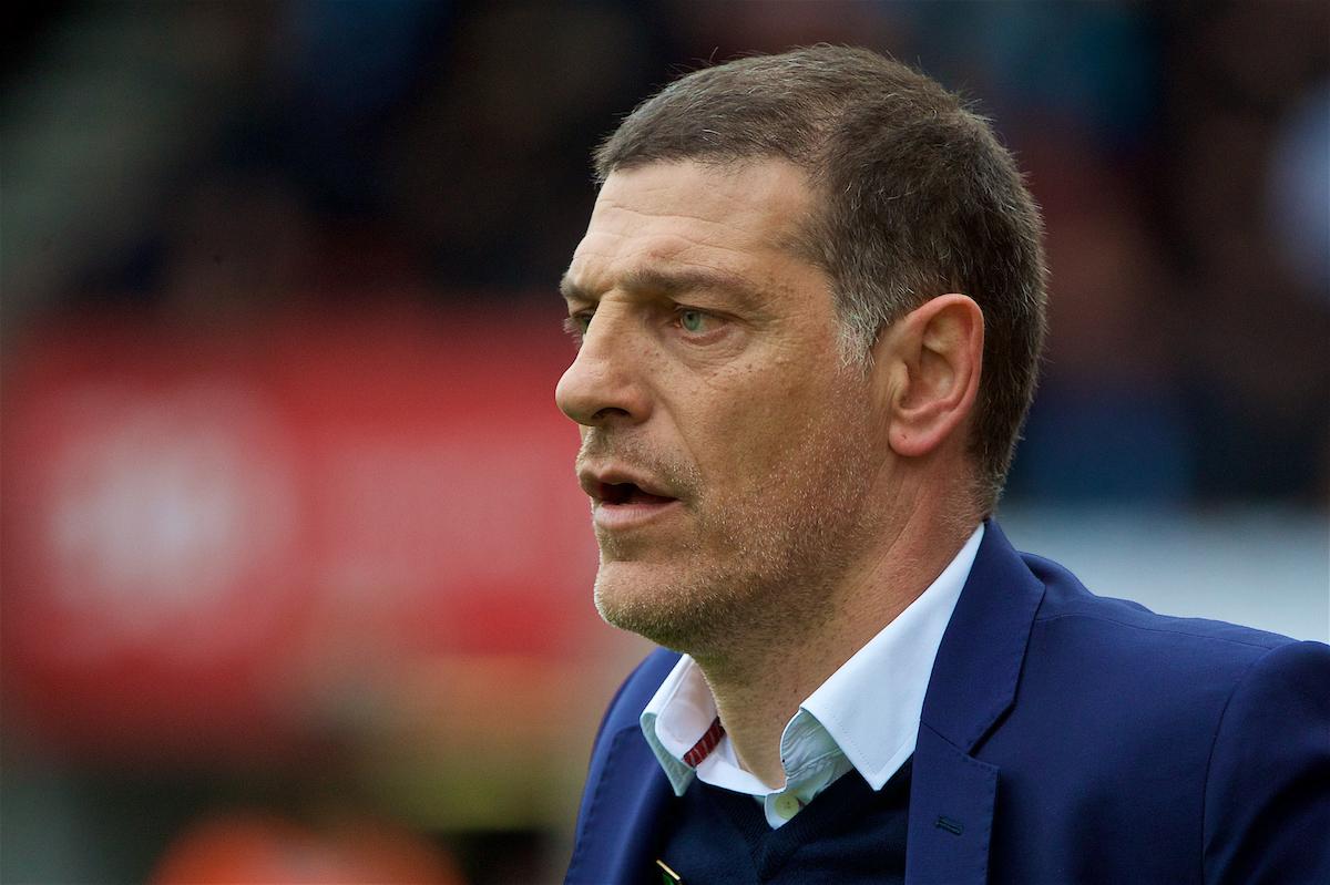 Former West Brom manager Slaven Bilic