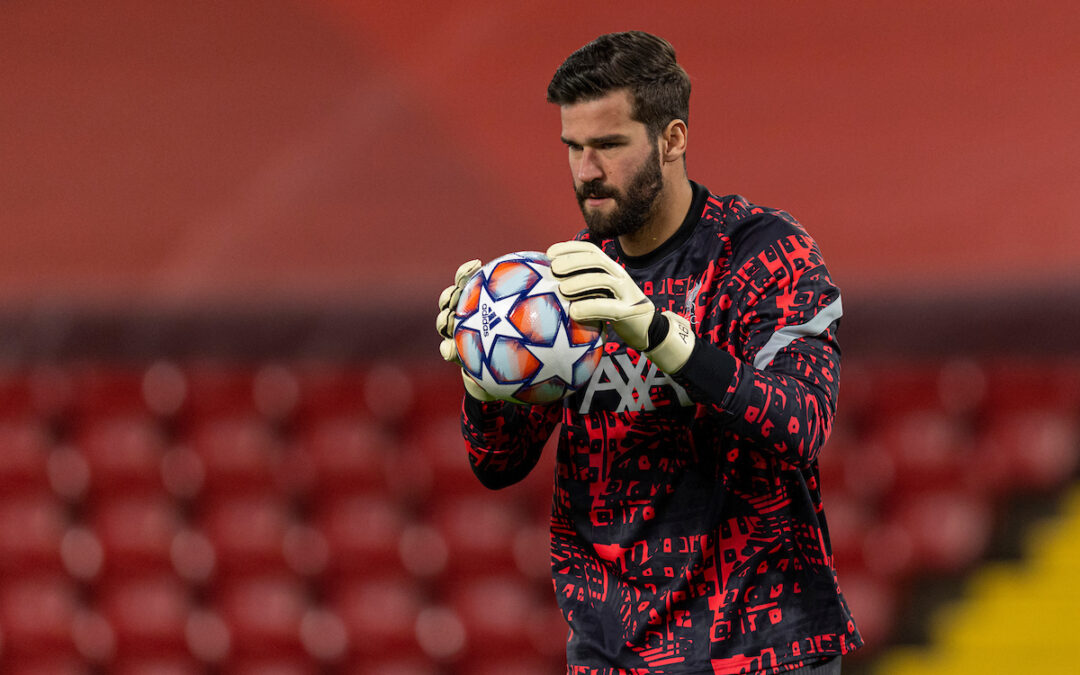 AFQ Football: Alisson The Biggest Miss?