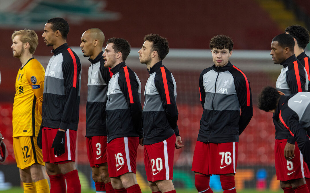 How The Patched-Up Reds Have Eased The Pressure On Themselves