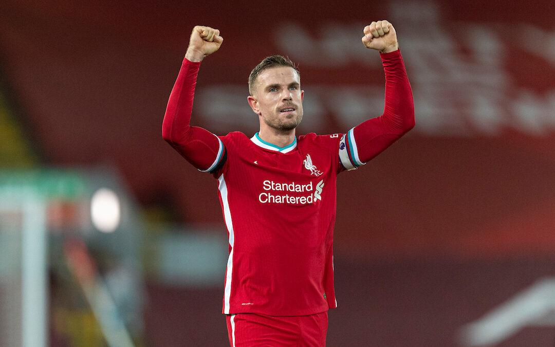 Jordan Henderson's Timely Boost Before Tottenham