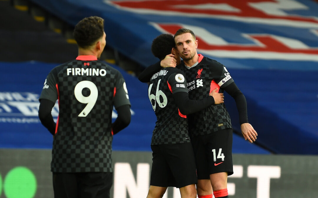 Liverpool v West Brom: The Big Match Preview