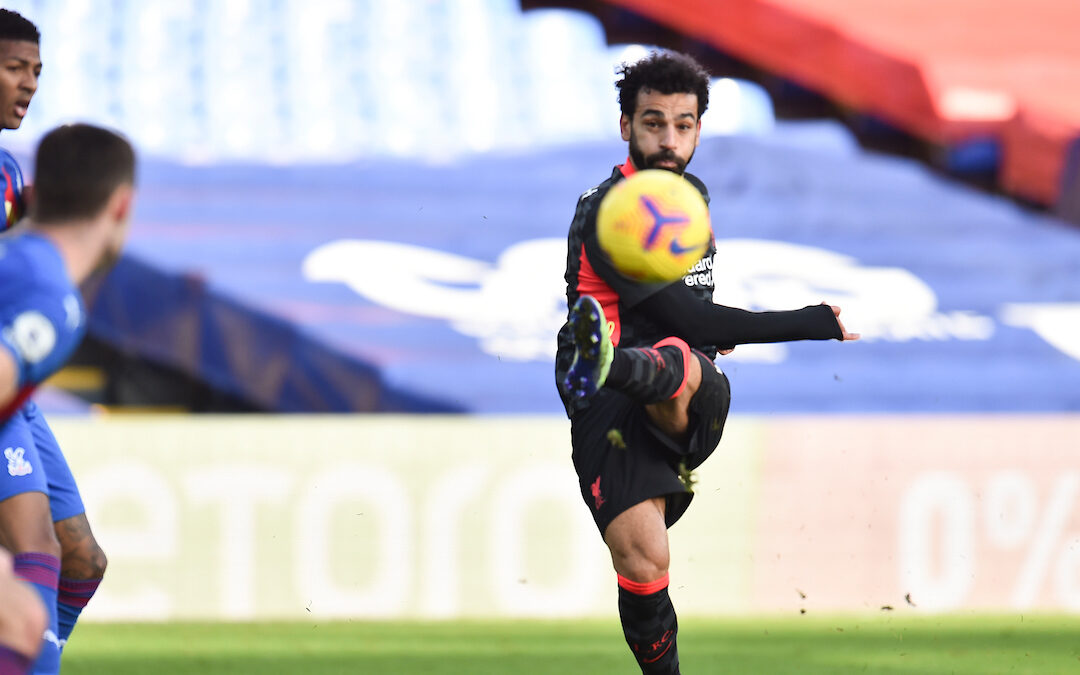 How Mo Salah Continues To Set The Standard On The Pitch