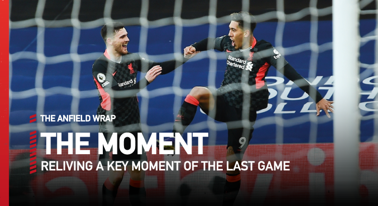 Crystal Palace 0 Liverpool 7 | The Moment