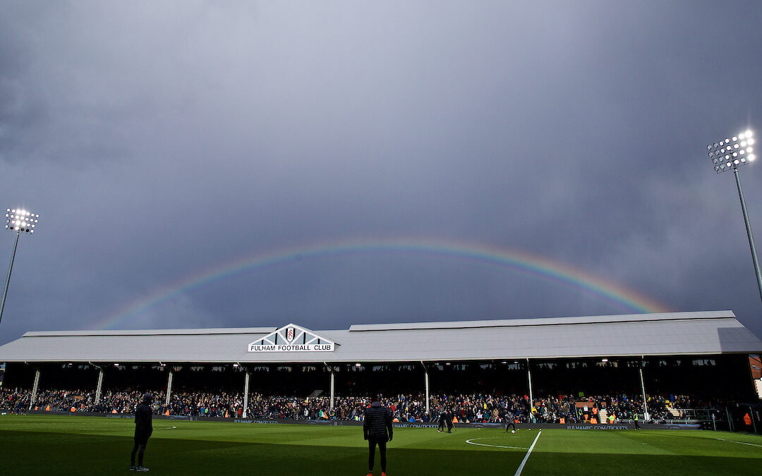 Weekender: Fulham Follows The Reds' Dead Rubber Draw