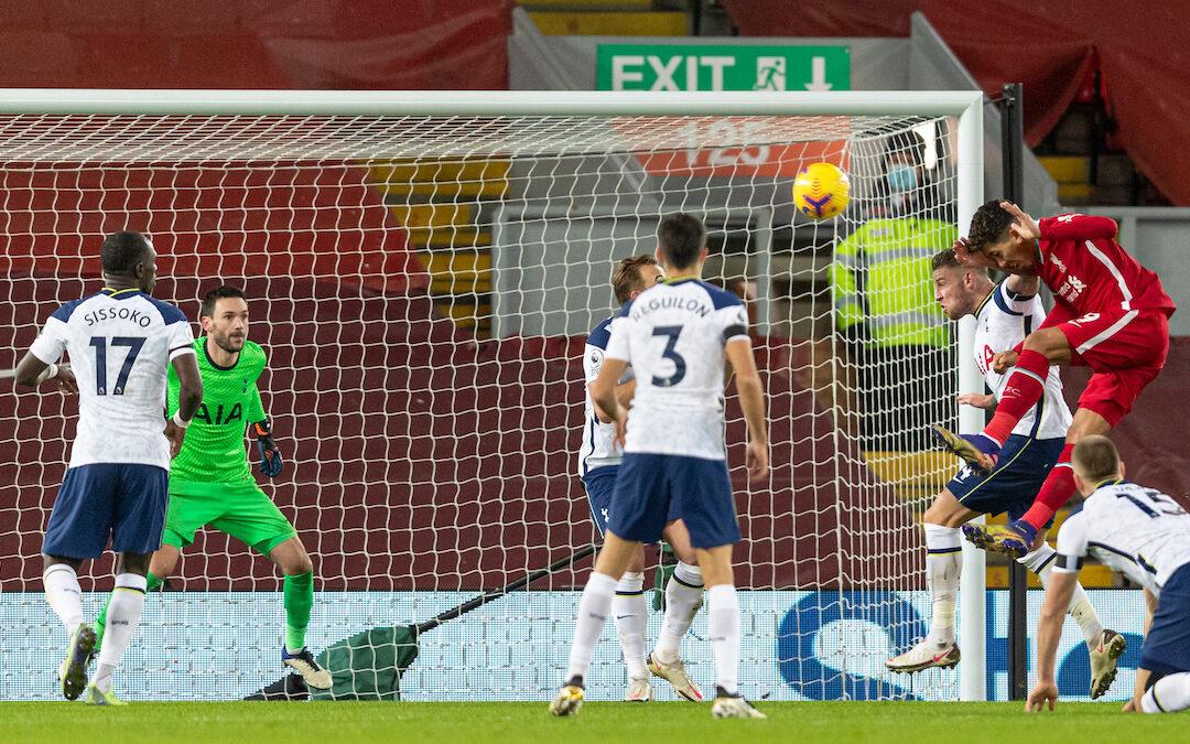 Liverpool 2 Tottenham 1: Match Review