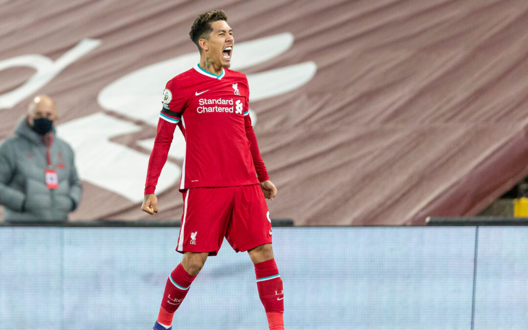 Liverpool 2 Tottenham 1: The Post-Match Show