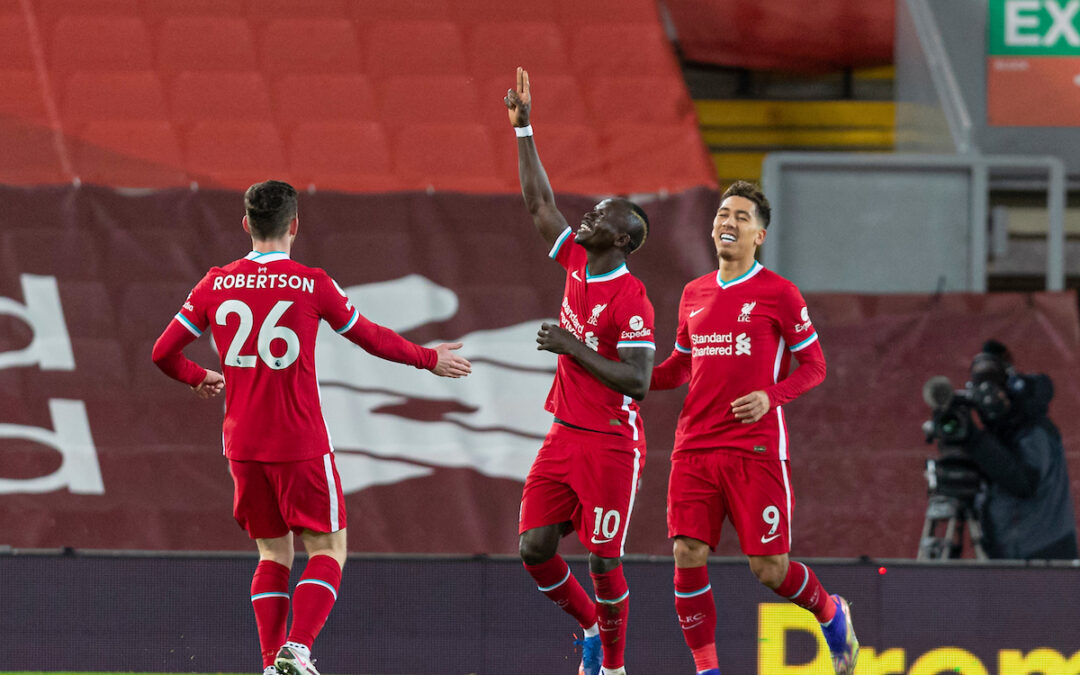 Liverpool 1 West Brom 1: Match Ratings
