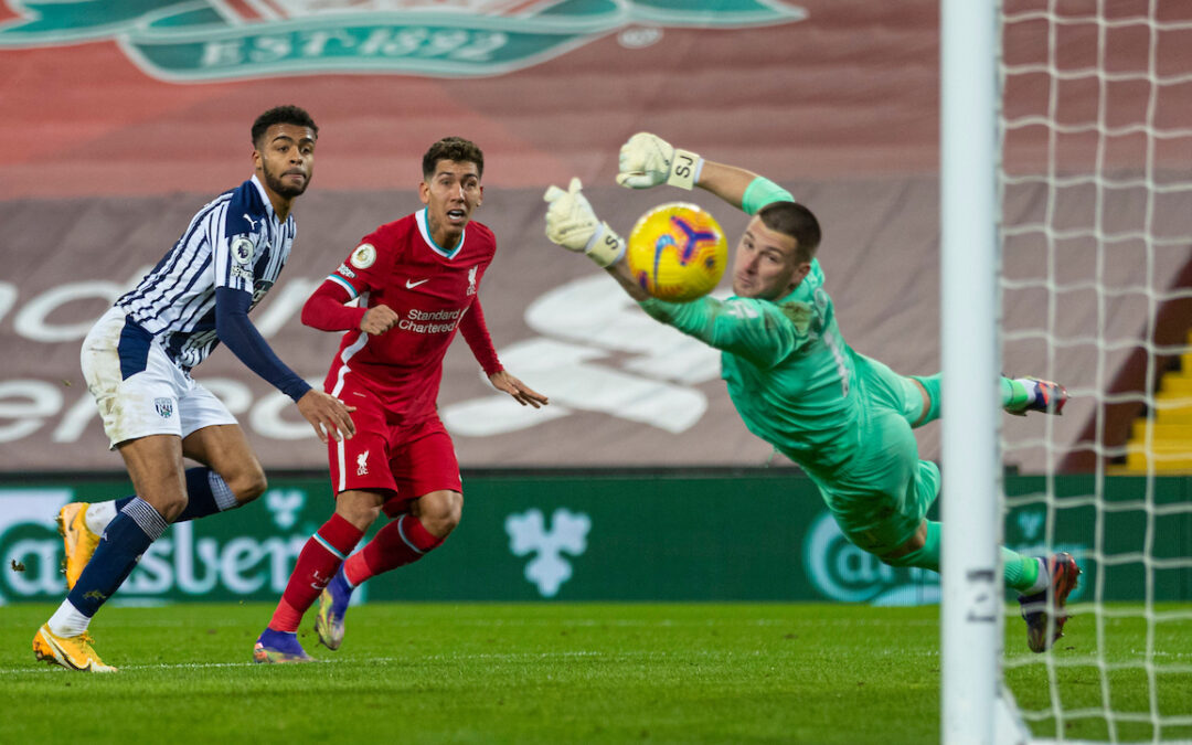 Liverpool 1 West Brom 1: The Post-Match Show