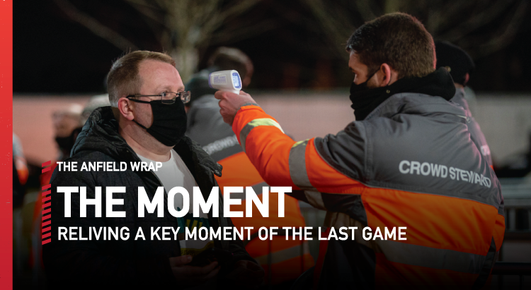 Liverpool 4 Wolves 0   The Moment