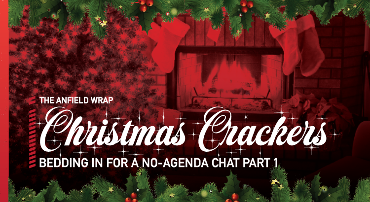 Bedding In | TAW Christmas Crackers