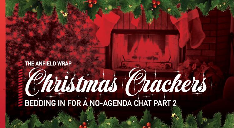 Bedding In II | TAW Christmas Crackers