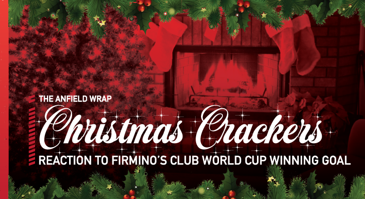 Firmino's Club World Cup Winner | TAW Christmas Crackers