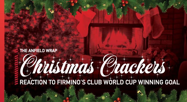 Firmino's Club World Cup Winner | TAW Christmas Crackers