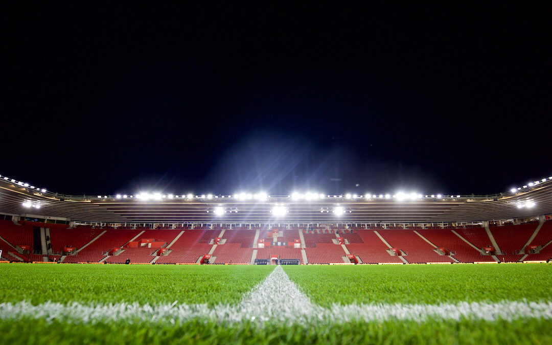 A general view of Southampton's St. Mary's Stadium