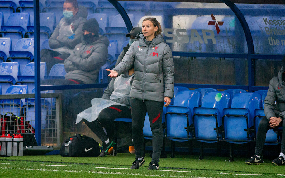 Vicky Jepson Leaves: What's Next For Liverpool FC Women?