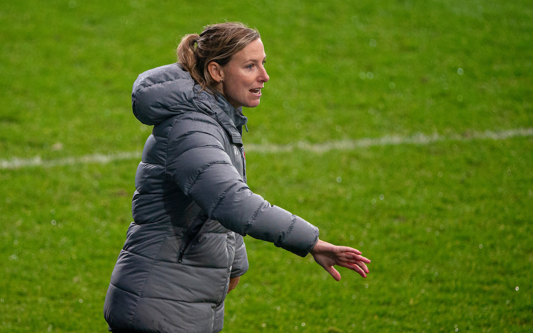 Vicky Jepson Leaves Liverpool FC Women: Reaction Special