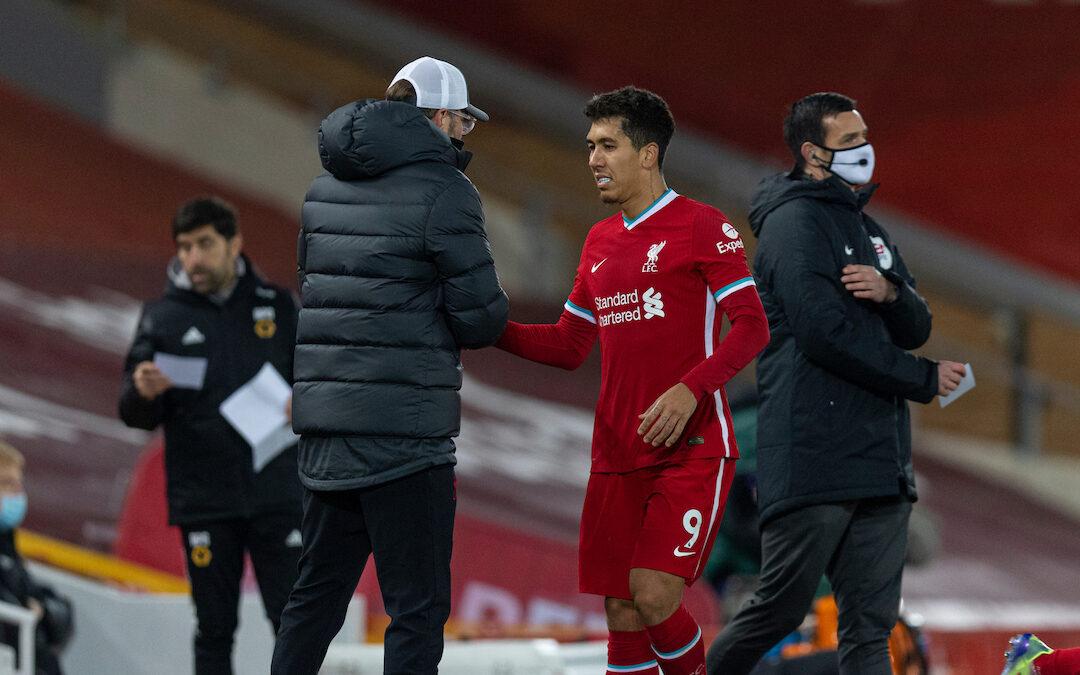 Liverpool v Burnley: The Team Talk