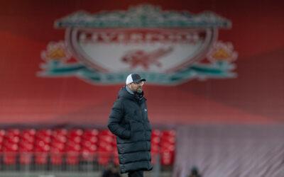 Liverpool's manager Jürgen Klopp