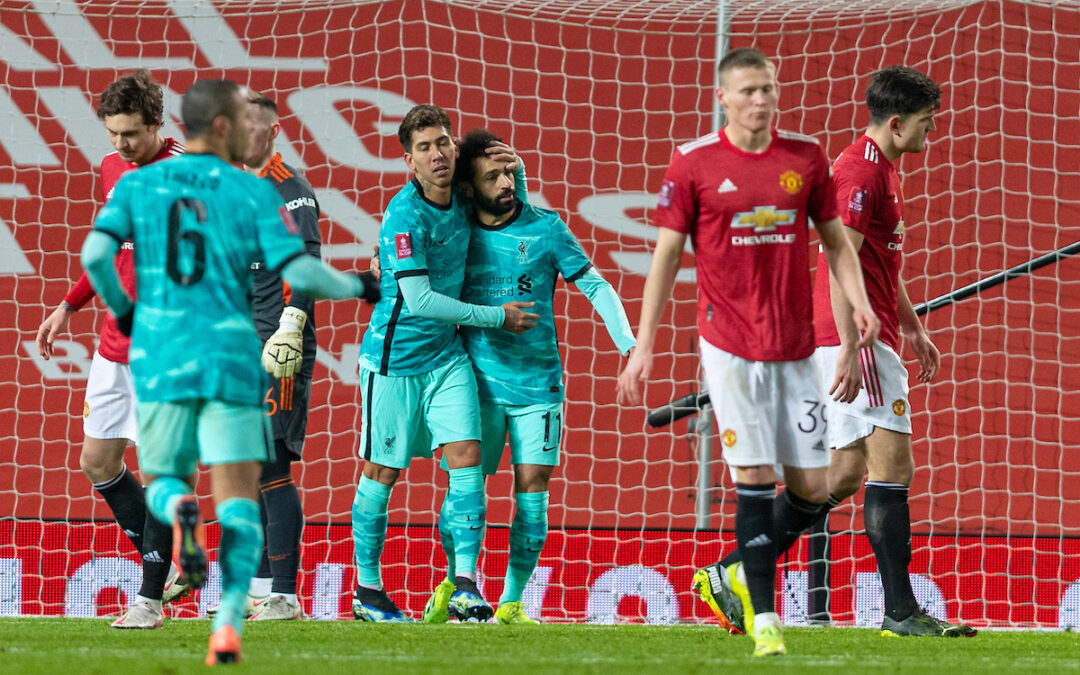 Manchester United v Liverpool: The Big Match Preview