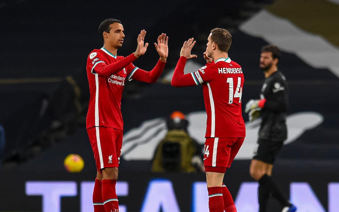 West Ham v Liverpool: The Team Talk