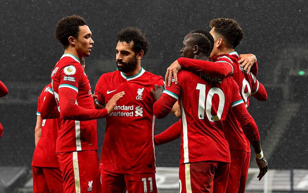 Weekender: Liverpool Turn The Tide At Tottenham