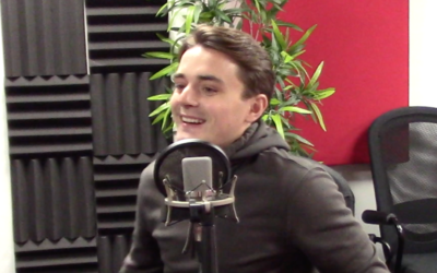 Guest Connor Smith on The Anfield Wrap's Cup Of Tea podcast