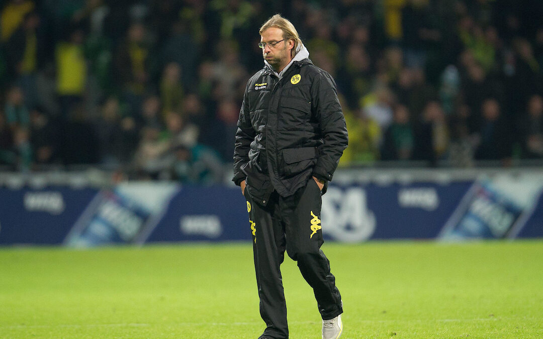 How Klopp's Dortmund Days Can Be Solace For Liverpool Fans