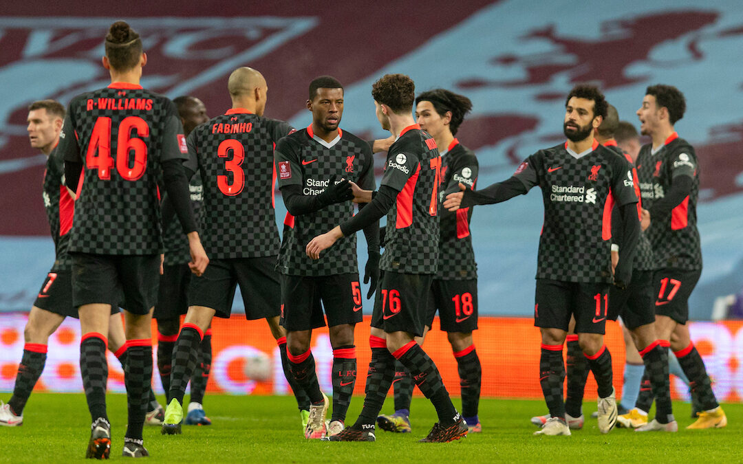 Aston Villa 1 Liverpool 4: The Post-Match Show