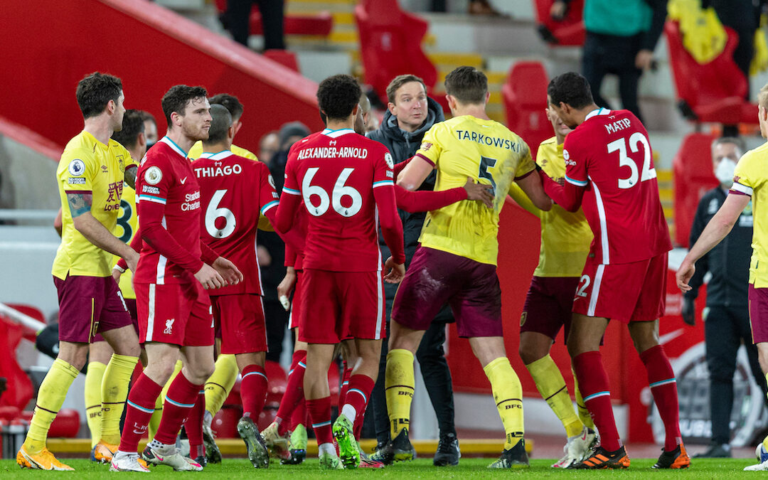 Weekender: Burnley Blow The Reds Anfield Record