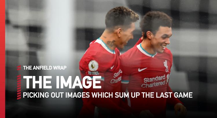 Tottenham 1 Liverpool 3 | The Image