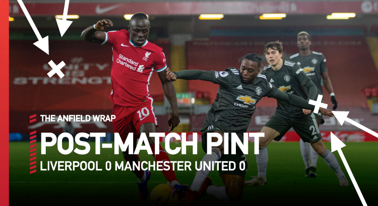 Liverpool 0 Manchester United 0 | The Post-Match Pint