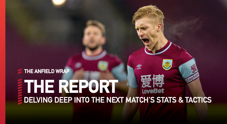Liverpool v Burnley | The Report
