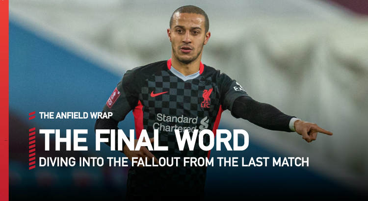 Aston Villa 1 Liverpool 4 | The Final Word