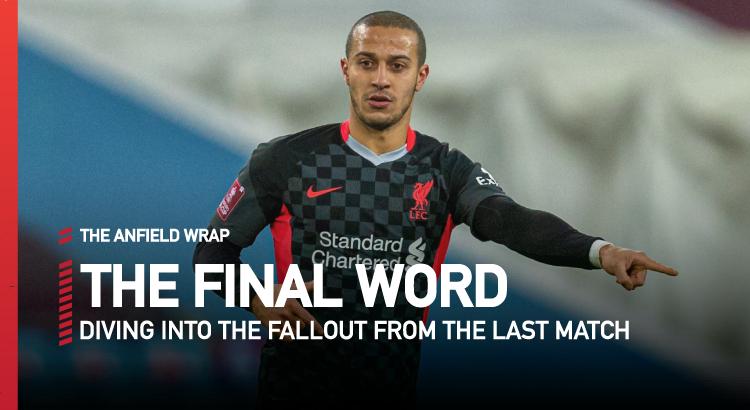 Aston Villa 1 Liverpool 4 | The Final Word