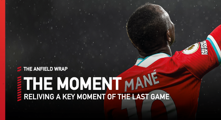 Tottenham 1 Liverpool 3 | The Moment
