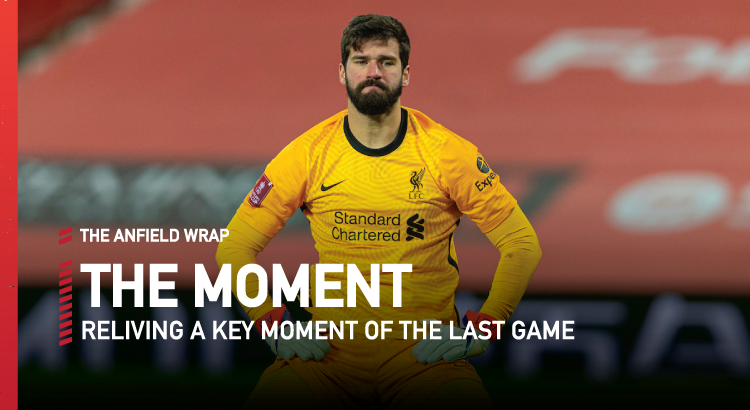 Manchester United 3 Liverpool 2 | The Moment