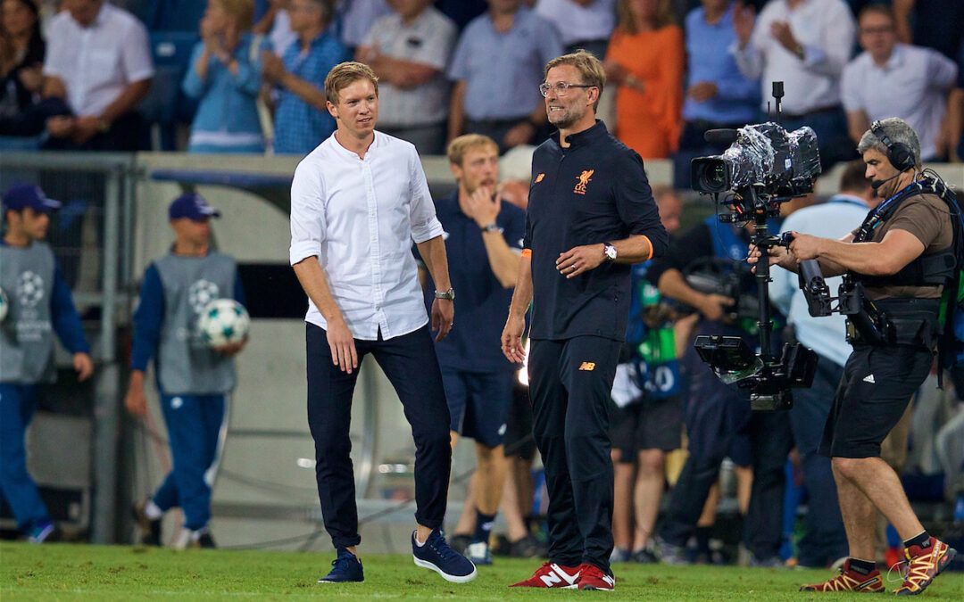 RB Leipzig v Liverpool: The Champions League Preview