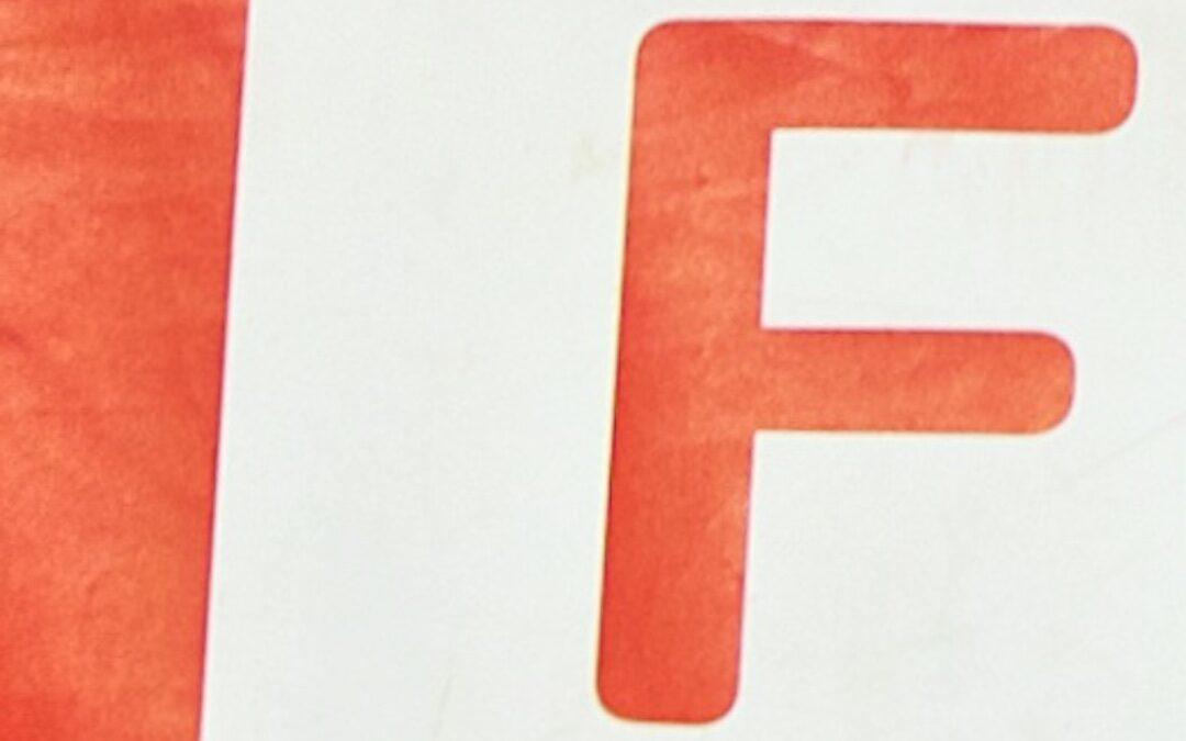 Alphabet Soup: F