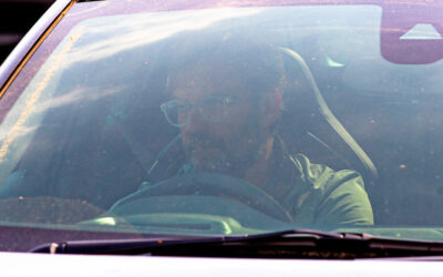 Liverpool's manager Jürgen Klopp arrives at the club's training ground