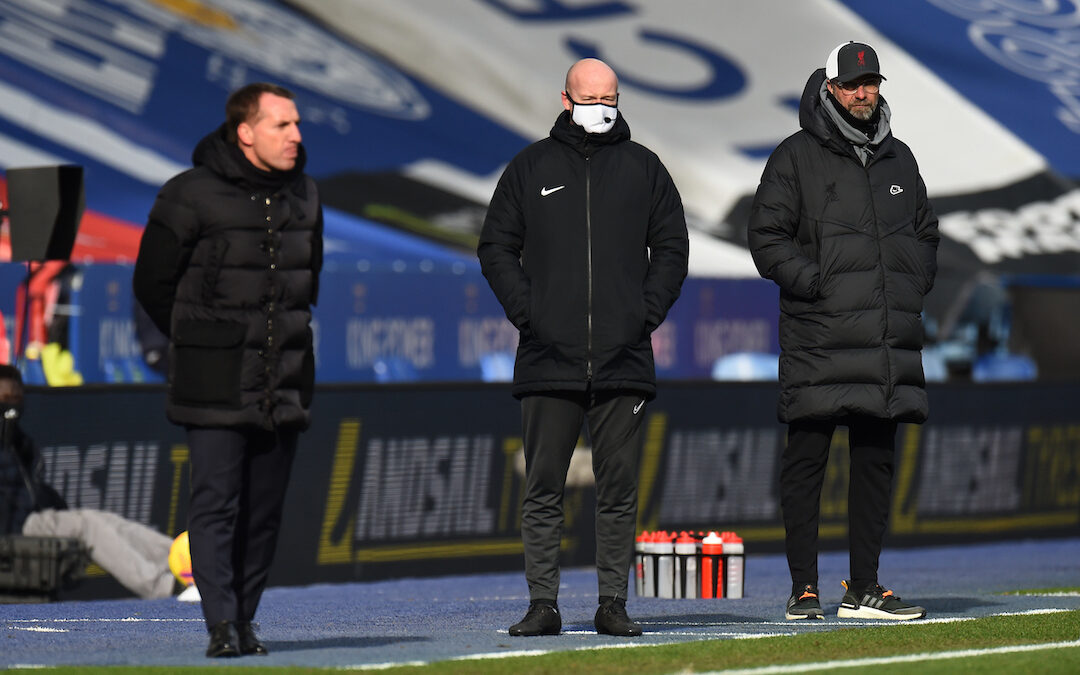 Leicester City 3 Liverpool 1: The Review Podcast