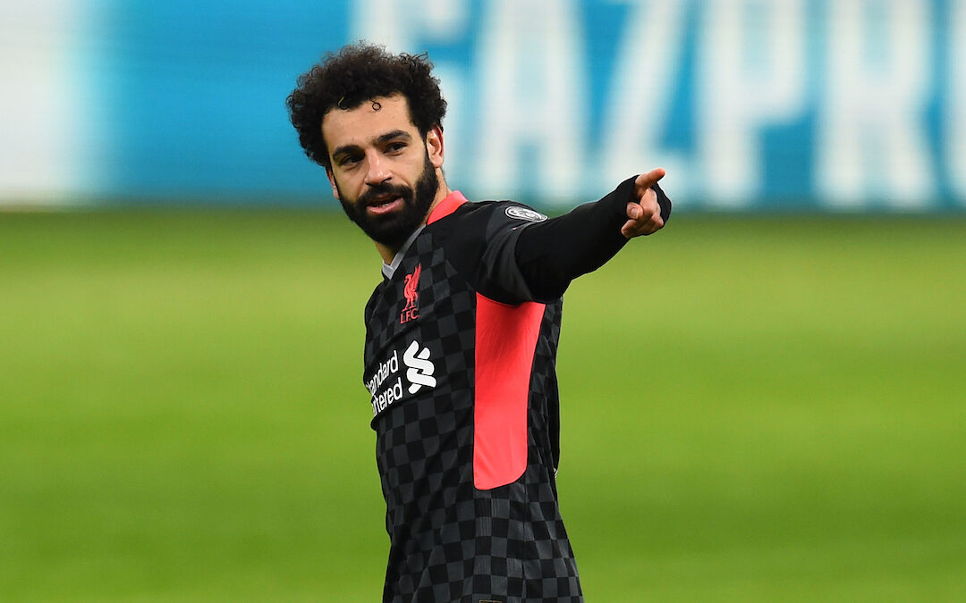 Mo Salah: Liverpool's Shining Light In A Season Of Lows