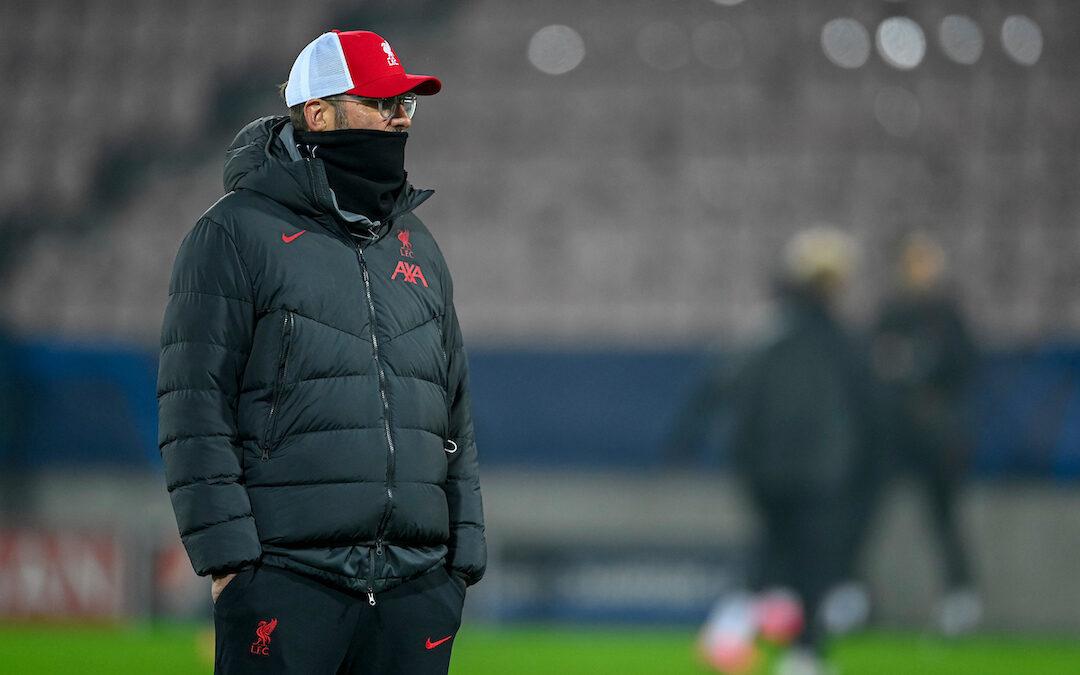 RB Leipzig v Liverpool: Under The Lights