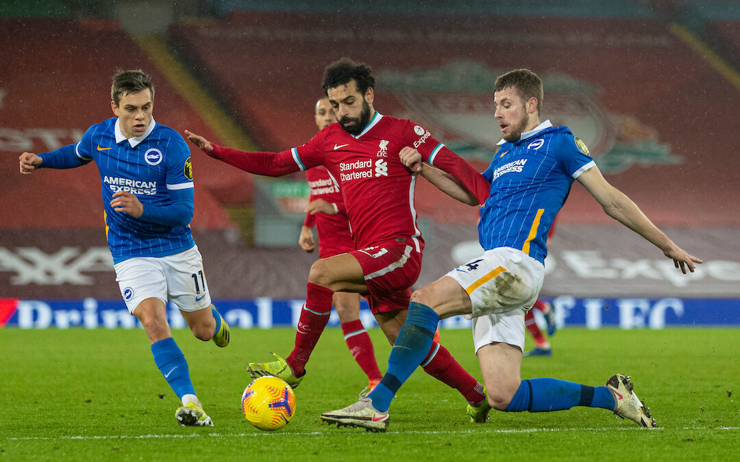 Weekender: Reds Rocked By Brighton Before City Clash