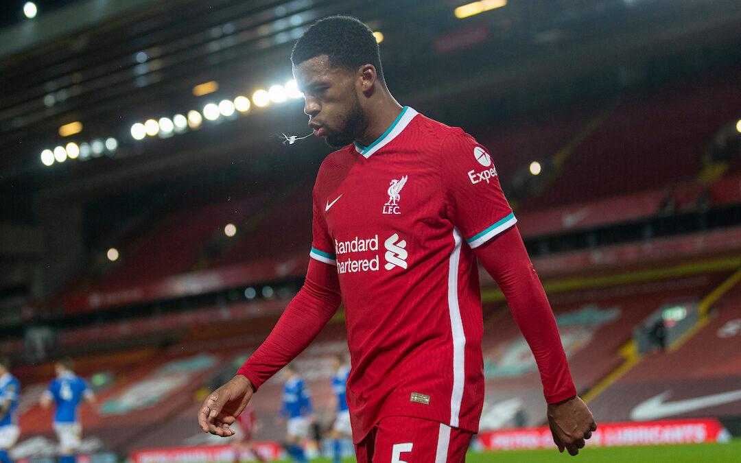 Liverpool 0 Brighton 1: Match Ratings