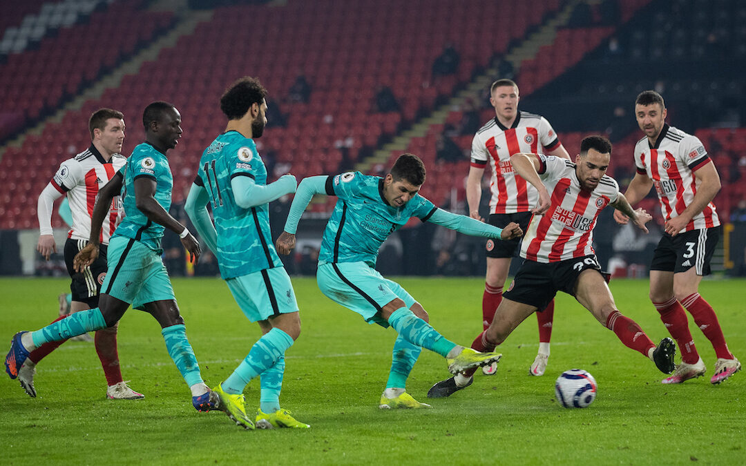 Sheffield United 0 Liverpool 2: Match Review